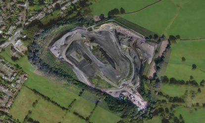 Harwood Quarry