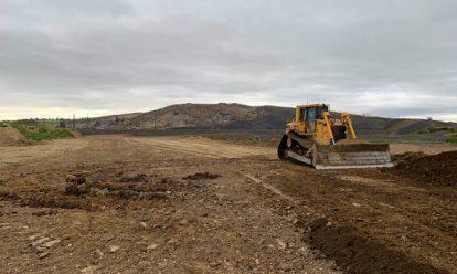 Landfill restoration 1