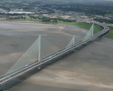 Mersey Gateway Cover